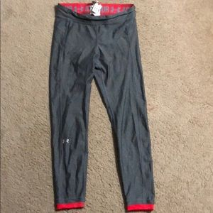 Underarmour small 3/4 length leggings